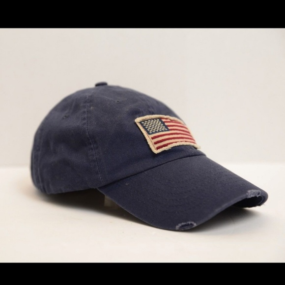DPC Other - American Flag Hat Baseball Cap Distressed 4a8258a4e8c